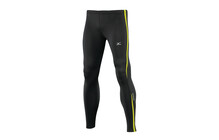 Mizuno Men's BioLeg Performance Long Tight black/lichen
